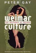 """""""Weimar Culture: The Outsider as Insider"""" By: Peter Gay W. W. Norton & Company, Dec 17, 2001 - History - A seminal work as melodious and haunting as the era it chronicles, now reissued with a new introduction. First published in 1968, Weimar Culture is one of the masterworks of Peter Gay's distinguished career. A study of German culture between the two wars, the book brilliantly traces the rise of the artistic, literary, and musical culture that bloomed ever so briefly in the 1920s amid the chaos of Germany's tenuous post-World War I democracy, and crashed violently in the wake of Hitler's rise to power."""