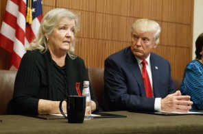 Donald Trump gathers Clinton accusers ahead of debate | New York Post nypost.com Modal Trigger Donald Trump gathers Clinton accusers ahead of debate