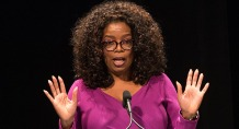 Politico... In June 2015, Donald Trump told ABC's George Stephanopoulos that he wanted Oprah Winfrey as his running mate. | AP Photo Read more: http://www.politico.com/story/2016/02/donald-trump-running-mate-pick-opinion-219692#ixzz4NZOXcq1w Follow us: @politico on Twitter | Politico on Facebook