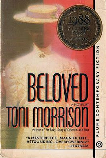 This is a bitter, powerful, yet beautiful novel about slavery in the South of America around the end of Civil War, or in the Reconstruction era.... http://klasikfanda.blogspot.com/2012/10/beloved-by-toni-morrison.html