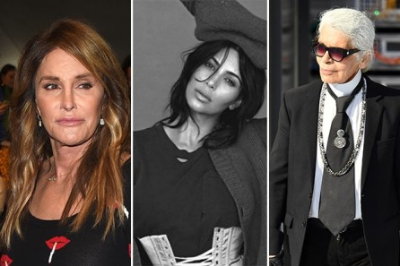 www.celebuzz.com Caitlyn Jenner, Karl Lagerfeld, and More Speak Out on Kim Kardashian's Robbery