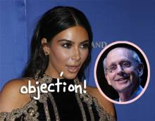 perezhilton.com Kim Kardashian West is used to being judged by the court of public opinion — but not the SUPREME one!
