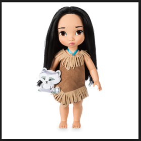 Disney Animators' Collection Pocahontas Doll ...