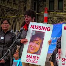 Missing Indigenous Women...