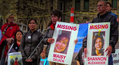 Missing Indigenous Women...