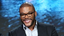 Mandatory Credit: Photo by Buchan/Variety/REX/Shutterstock (5541513o) Tyler Perry FOX 'The Passion' Panel at the Winter TCA Tour - Day 11, Pasadena, America - 15 Jan 2016