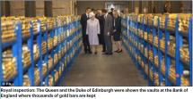 Queen E Gold