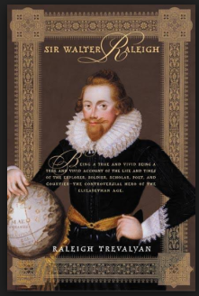 Sir Walter Raleigh Book