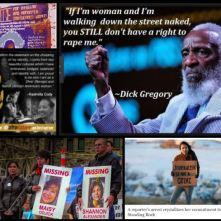 Dick Gregory Sexual Assault