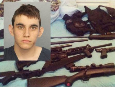 Cruz White Supremacist Florida School Shooter.3