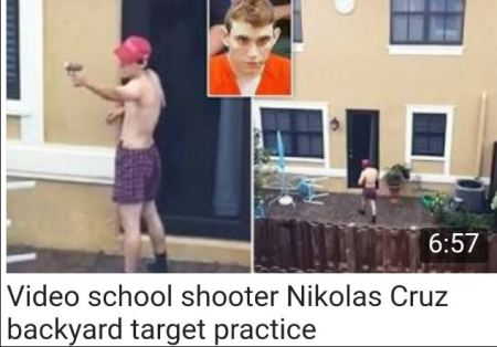 Cruz White Supremacist Florida School Shooter.5