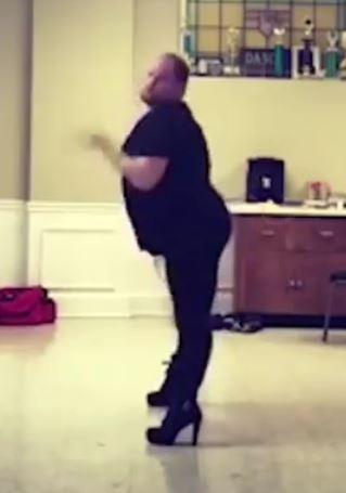 dude heel challenge.3