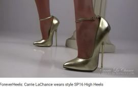Carrie 6 inch heel