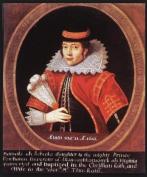Pocahontas 1617 in England.1