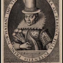 Pocahontas 1617 in England