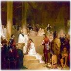 Pocahontas-Baptism