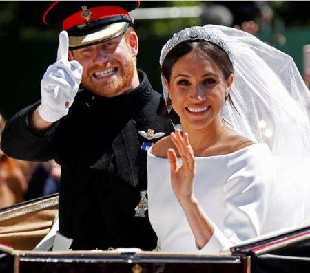 Prince Harry & Meghan Wedding.3