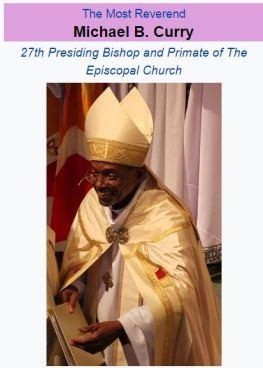 Rev. Micheal B. Curry