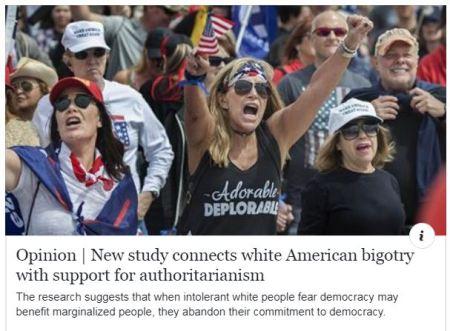 Deplorable American White Women.2