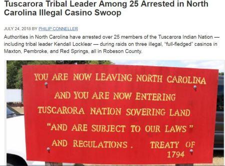 1794 Treaty Tuscarora
