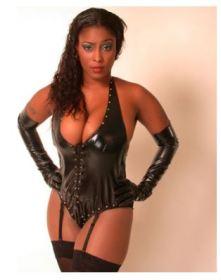 Black woman slave