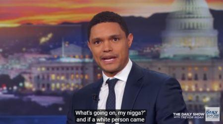 Trevor My Nigger