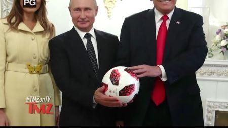TrumpSoccerball
