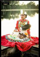 Lumbee Indian Tribe.Queen