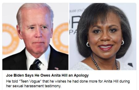 Joe Biden Anita Hill