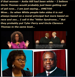 Oprah Uncle Thomas Anita Hill Justice