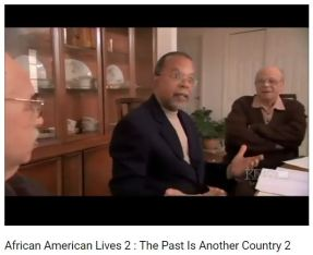 Henry Louis Gates 50 % White DNA.3