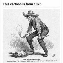 White men killing a black child standing his ground main-qimg-75962cfa9e71f08b68f0454e18c61902-c