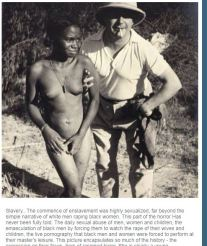 White slave master fucking black woman.2