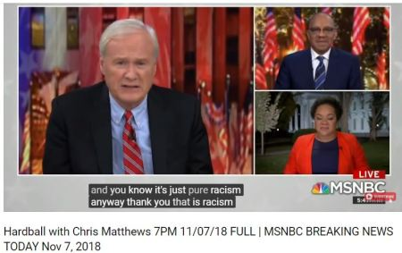 Chris Matthews said it best Black People have been on this continent longer than whites.7