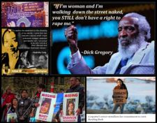 dick gregory sexual assault