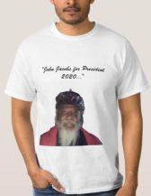 john jacobs for president 2020...