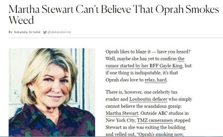 martha stewart on oprah smoking reefer