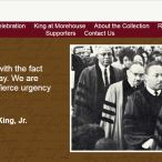Dr. Martin Luther King Jr. Morehoouse College