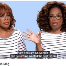 Gayle and Oprah Best Friends