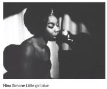 Gayle King Little Girl Blue June 24th 1958