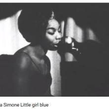 Gayle King Little Girl Blue June 24th 1958