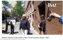Martha Stewart on Oprah smoking reefer.2