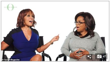 Oprah and Gayle King Five Theorpist
