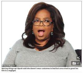 Oprah Boy Bye Bye
