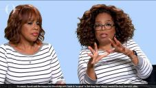 Oprah Winfrey and Gayle King Great Friendship