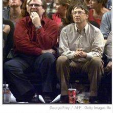Paul Allen Bill Gates Friend