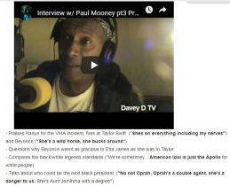 Paul Mooney Goes in on Oprah.3