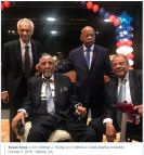 Rev. Vivian, Rev. Lowery 97 yoa, Andrew Young, and John Lewis