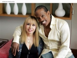 R&B artist Charlie Wilson was diagnosed with prostate cancer in September, 2008 after his wife, Mahin, urged him to have a prostate screening. Today they are working with the Prostate Cancer Foundation to raise awareness for the disease and funding for research. Photo: Kevin Winter