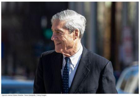 Bob Mueller Collusion Report
